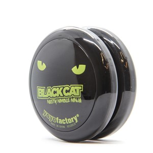 Spinstar Black Cat fra Yoyo Factory